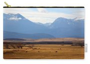 Wyoming Beauty Two Carry-all Pouch