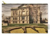Wyoming Capitol Building Carry-all Pouch