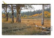 Wyoming Gold Carry-all Pouch