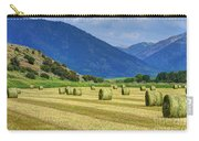 Wyoming Mountain Hay Farm Carry-all Pouch
