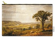 Wyoming Valley. Pennsylvania Carry-all Pouch