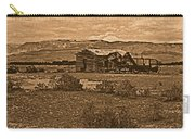 Wyoming West Carry-all Pouch