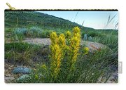 Wyoming Wildflowers Indian Paintflowers Carry-all Pouch