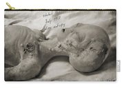 X File Evidence Collector Art Carry-all Pouch