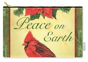 Xmas Around The World 1 Carry-all Pouch by Debbie DeWitt
