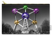 Xmas Atomium  Carry-all Pouch