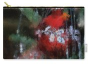 Xmas Red Ornament Photo Art 03 Carry-all Pouch
