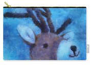 Xmas Reindeer 01 Photo Art Carry-all Pouch