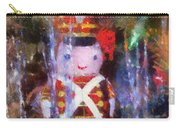Xmas Soldier Ornament Photo Art 02 Carry-all Pouch