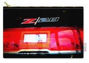 Xxl Chevrolet 2014 Z28 Tail Light Carry-all Pouch