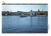 Yacht And Beach Club Wdw Carry-all Pouch