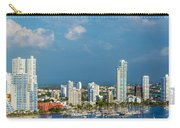Yachts And Modern Cartagena Carry-all Pouch
