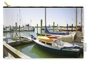 Yachts In A Port 1 Carry-all Pouch