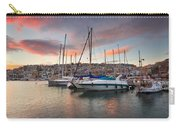 yachts in Mikrolimano marina  Carry-all Pouch