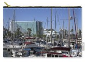 Yachts In Shoreline Marina Long Beach California Carry-all Pouch
