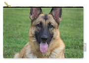 Yahtzee - Beautiful Sable German Shepherd Carry-all Pouch
