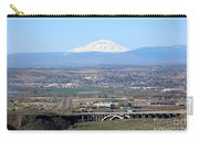 Yakima Valley Outlook With Mount Adams Carry-all Pouch