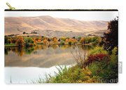 Yakima River Autumn Carry-all Pouch