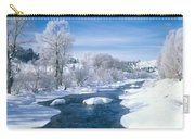 Yampa River Colorado Carry-all Pouch