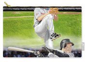 Yankees Vs Indians Carry-all Pouch