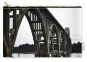 Yaquina Bay Bridge - Series D Carry-all Pouch