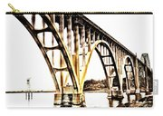 Yaquina Bay Bridge - Series G Carry-all Pouch