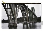 Yaquina Bay Bridge - Series I Carry-all Pouch