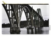 Yaquina Bay Bridge - Series J Carry-all Pouch