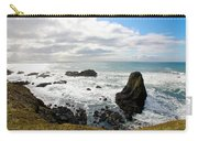 Yaquina Bay Coastline Carry-all Pouch