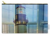 Yaquina Head Lighthouse Mirage  Carry-all Pouch