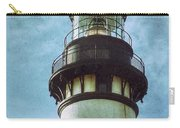 Yaquina Head Lighthouse Texture Carry-all Pouch