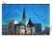 Yaroslavsky Railway Station Carry-all Pouch