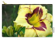 Yawning Lily Carry-all Pouch