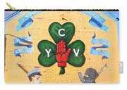 Belfast Ycv Mural Carry-all Pouch
