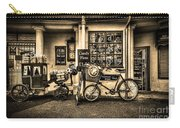 Ye Olde Sweet Shoppe Sepia Carry-all Pouch