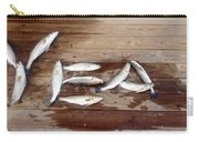 Yea It's Trout For Dinner Carry-all Pouch
