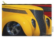 Yellow '37 Carry-all Pouch