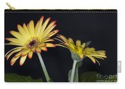 Yellow And Orange Gerbera 2 Carry-all Pouch
