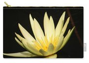 Yellow And Yellow Waterlily...   # Carry-all Pouch