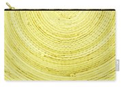 Yellow Arcs Carry-all Pouch