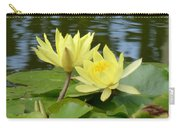 Yellow Artistry Carry-all Pouch