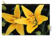 Yellow Beauties Carry-all Pouch