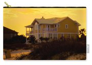 Yellow Beauty At Isle Of Palms Carry-all Pouch