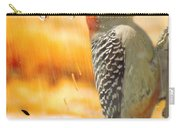 Yellow-bellied Woodpecker Carry-all Pouch