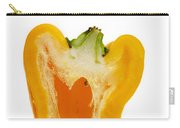 Yellow Bell Pepper Carry-all Pouch
