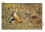 Yellow-bellied Marmot Carry-all Pouch