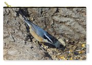 Yellow Bellied Nuthatch Carry-all Pouch