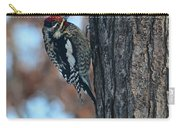 Yellow Bellied Sapsucker Carry-all Pouch