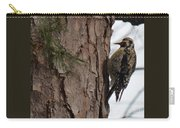 Yellow-bellied Sapsucker Carry-all Pouch