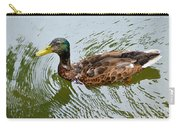 Yellow Billed Duck Carry-all Pouch